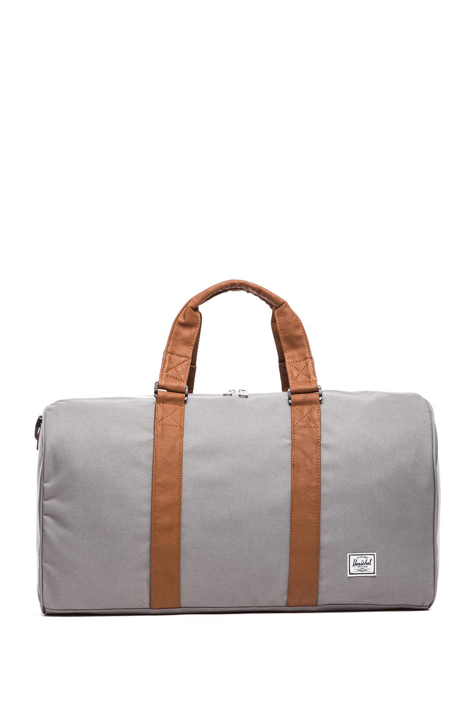 Herschel Supply Co. Ravine Bag in Grey/Tan