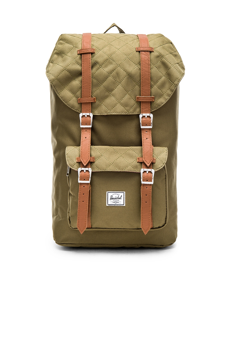 Herschel Supply Co. Little America Quilted in Army