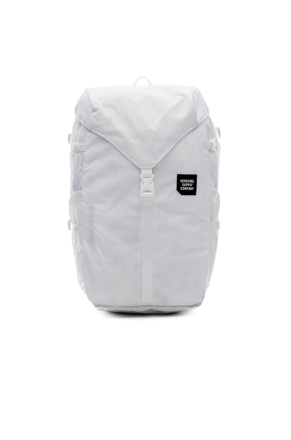 Herschel Supply Co. Trail Barlow Large in White