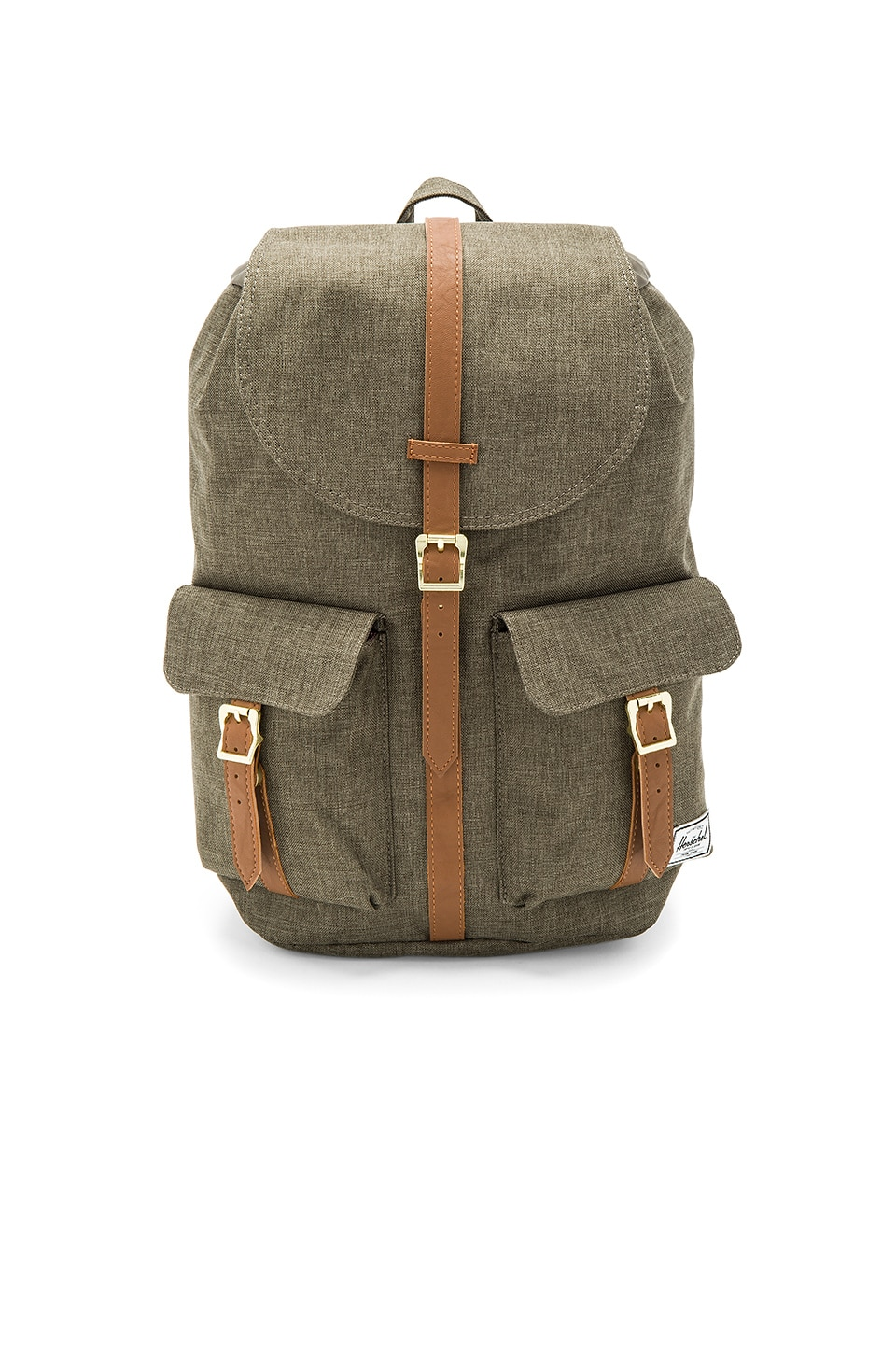 Herschel Supply Co. Dawson in Canteen Crosshatch & Tan