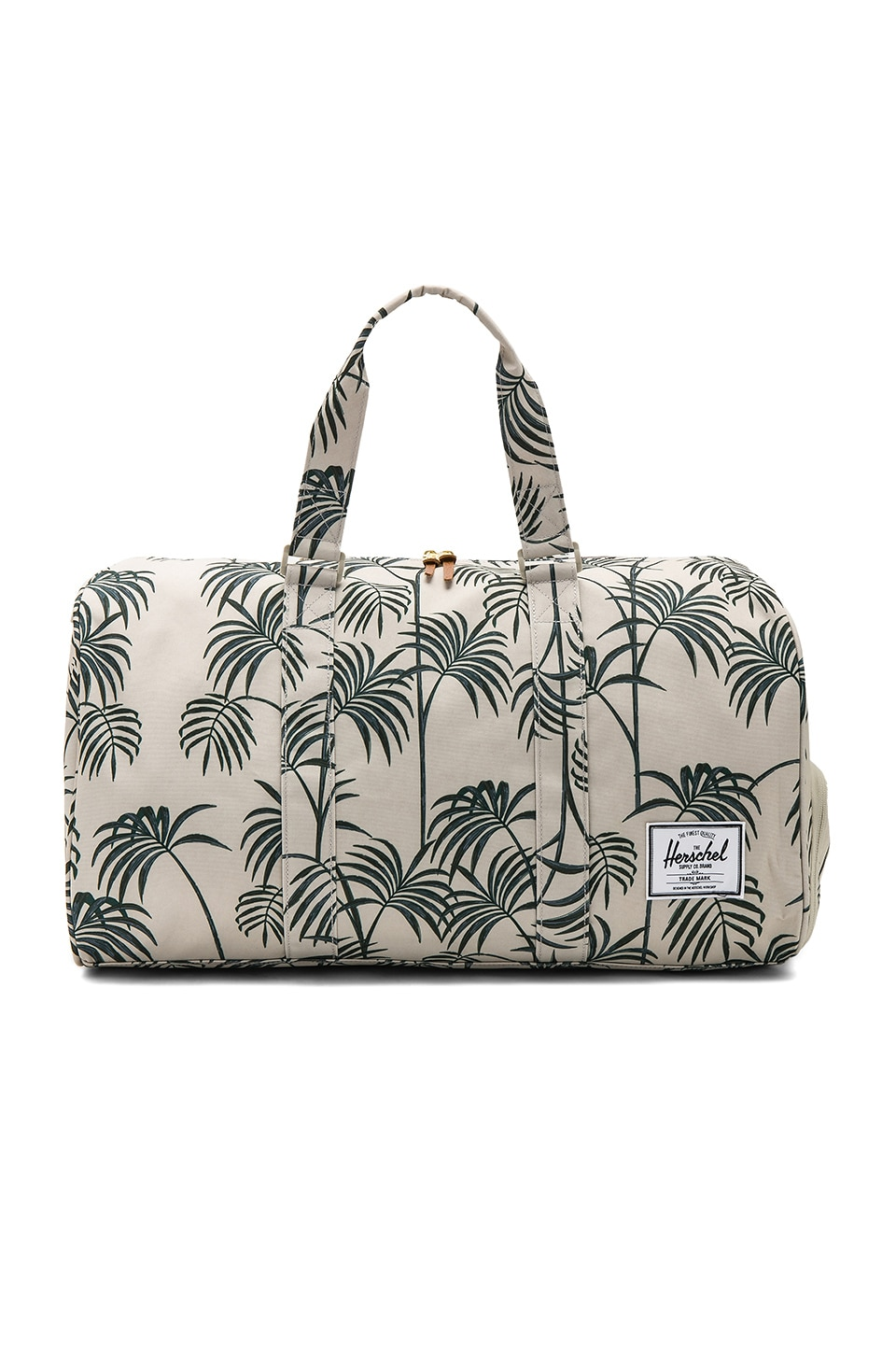 Herschel Supply Co. Novel Duffel in Pelican Palm