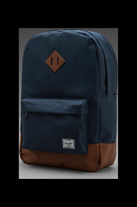 Herschel Supply Co. Heritage Backpack in Navy