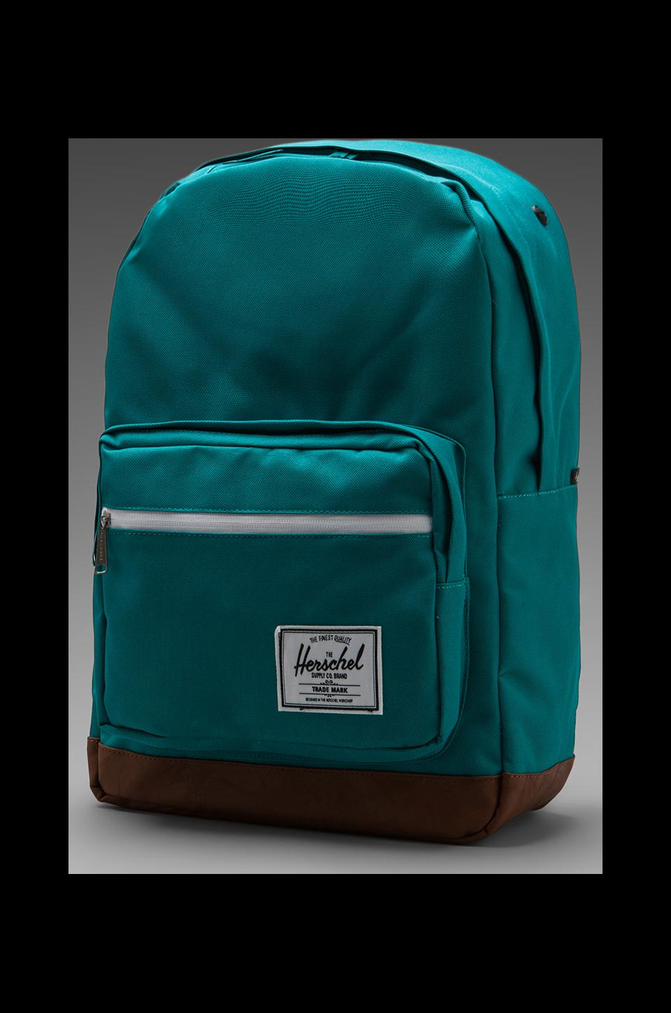 Herschel Supply Co. Pop Quiz Backpack in Teal