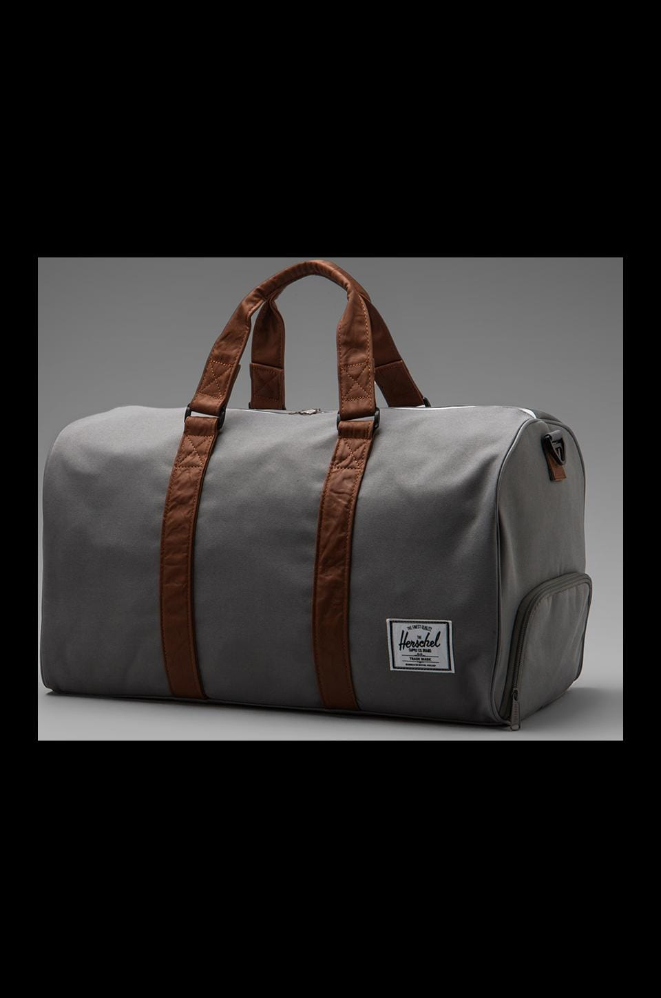 Herschel Supply Co. Novel Duffle Bag in Grey