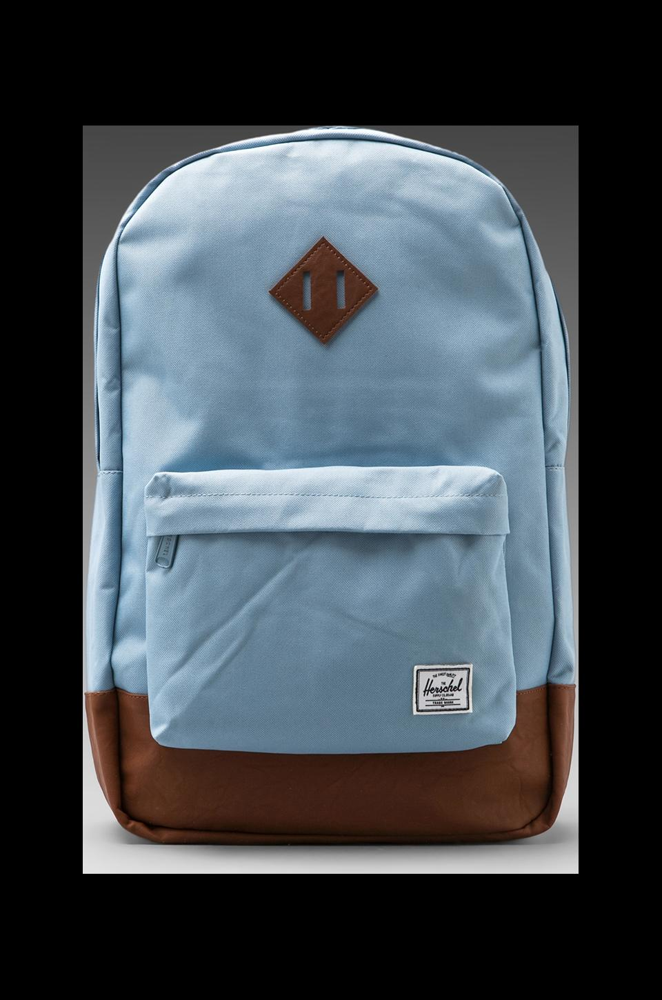 Herschel Supply Co. Sac à dos Heritage en Bleu Ciel