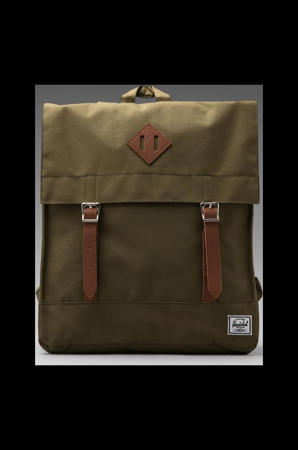 Herschel Supply Co. Survey Backpack in Army