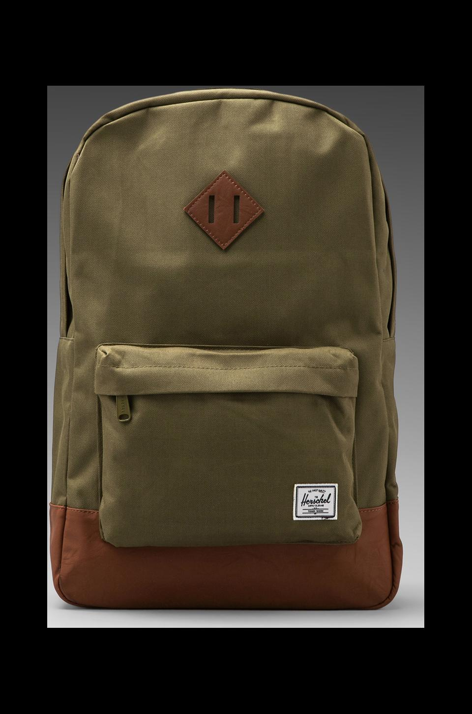 Herschel Supply Co. Sac à dos Heritage en Army