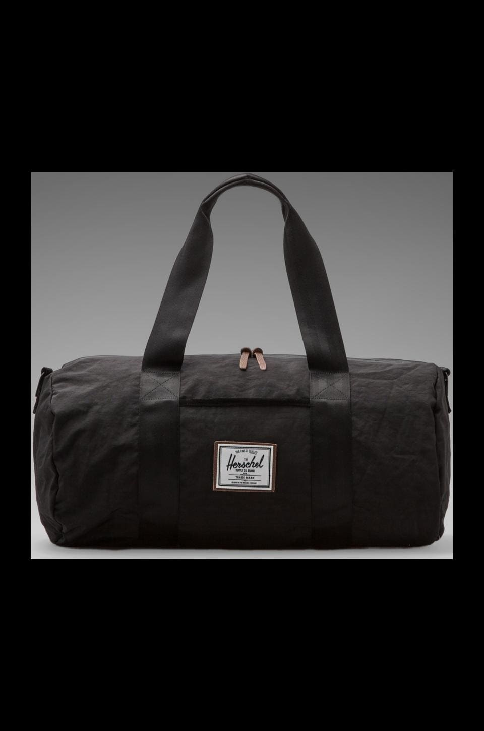 Herschel Supply Co. Bad Hills Collection Sutton Mid Duffle in Black