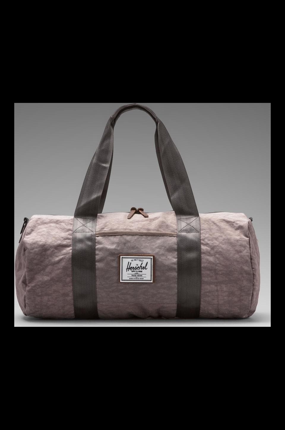 Herschel Supply Co. Bad Hills Collection Sutton Mid Duffle in Grey