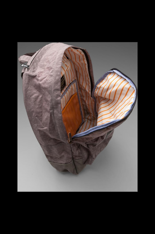 Herschel Supply Co. Bad Hills Collection Heritage Plus Backpack in Grey