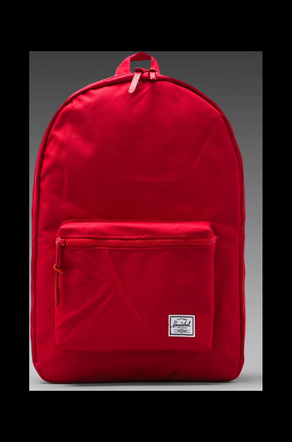Herschel Supply Co. Weather Pack Settlement in Red