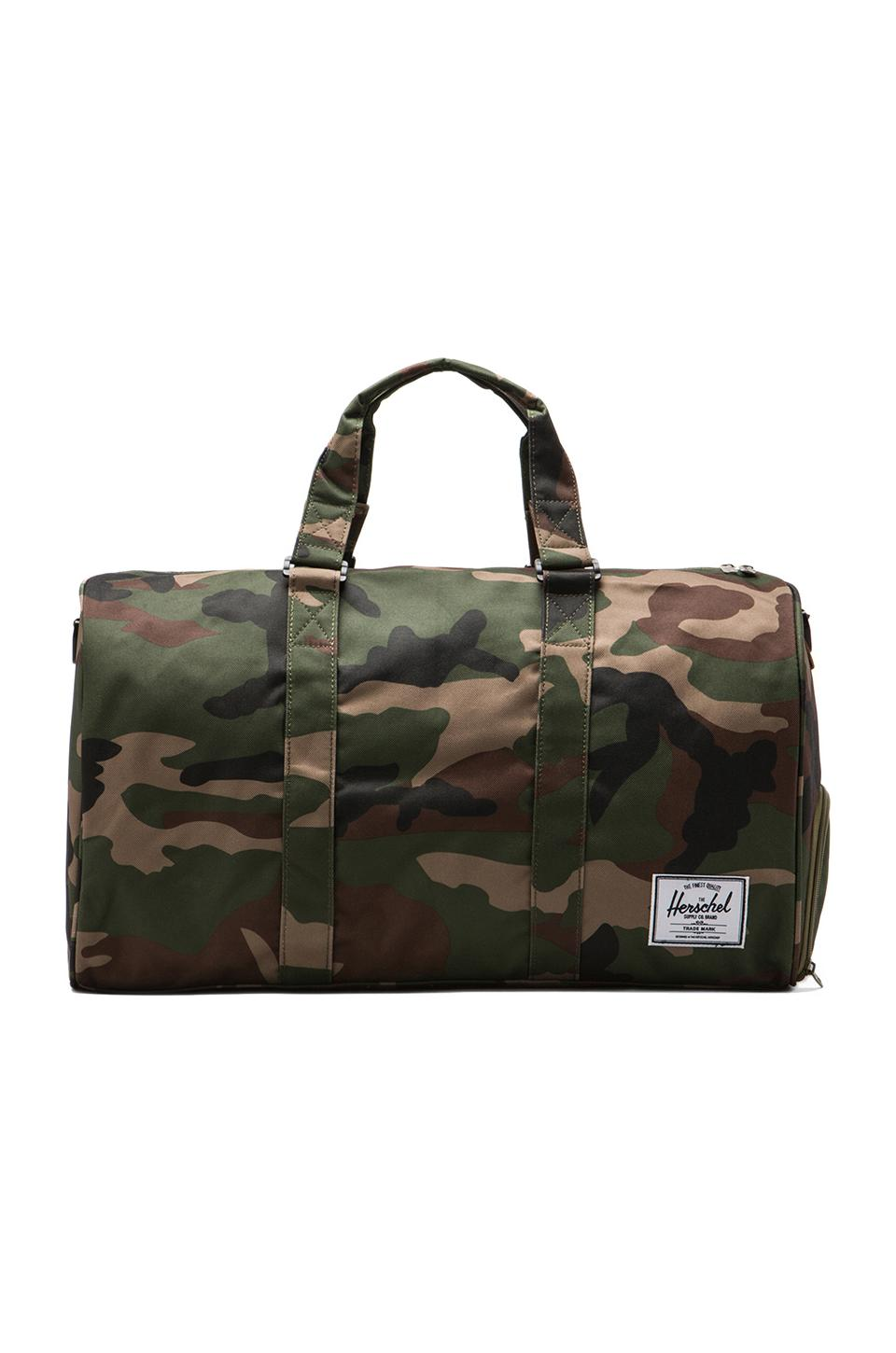 Herschel Supply Co. Sac de voyage Novel en Camouflage