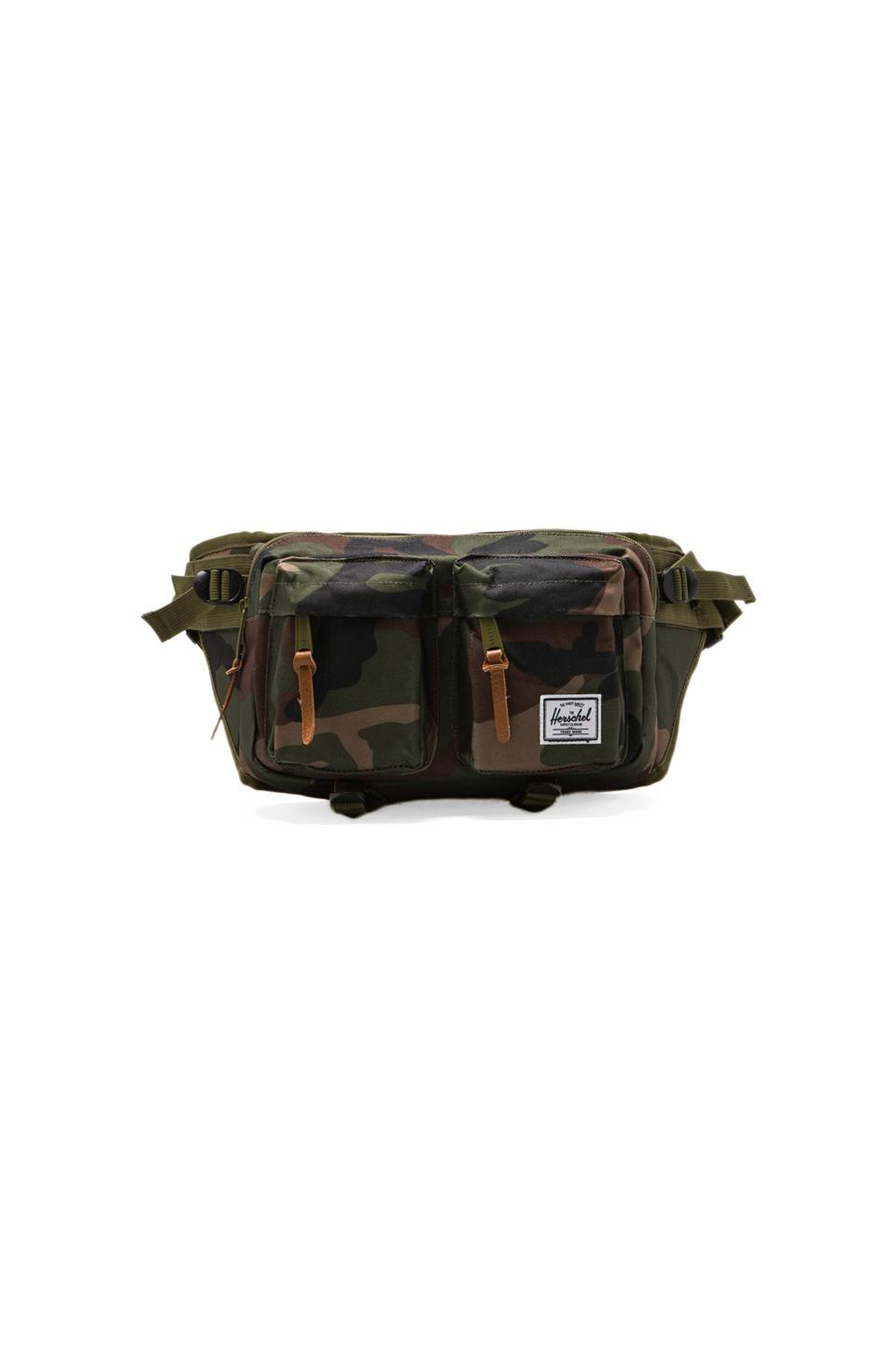 Herschel Supply Co. Eighteen Pack en Camouflage