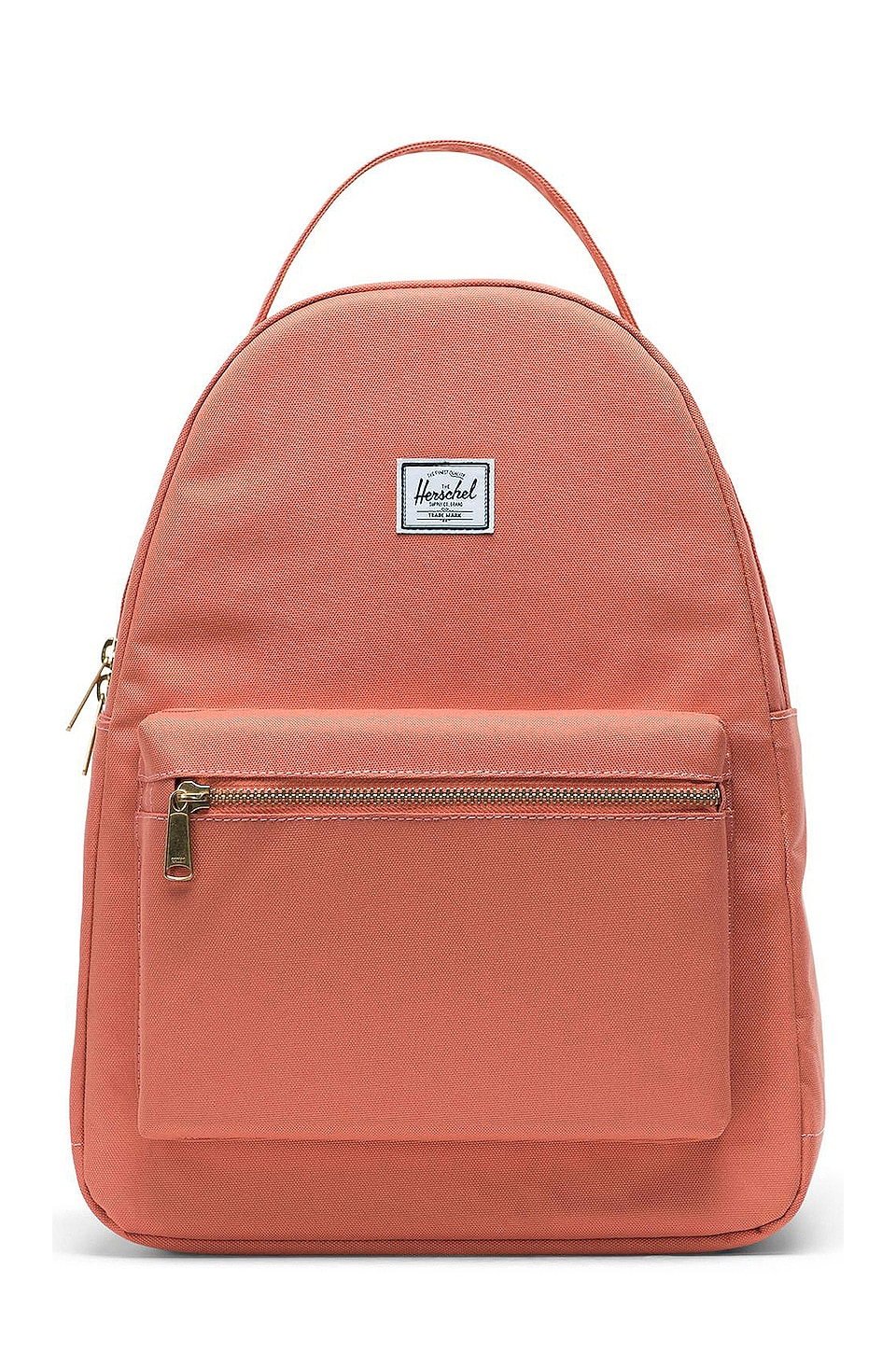 Herschel Supply Co. Nova Mid Volume Backpack in Apricot Brandy