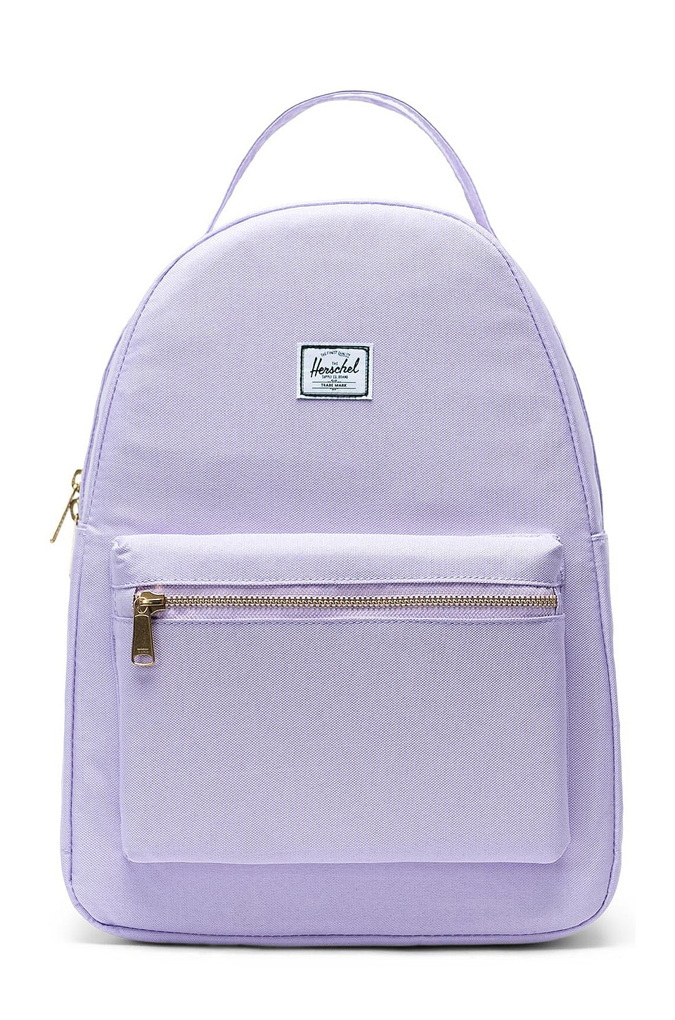 Herschel Supply Co. Nova Mid Volume in Lavendula Crosshatch
