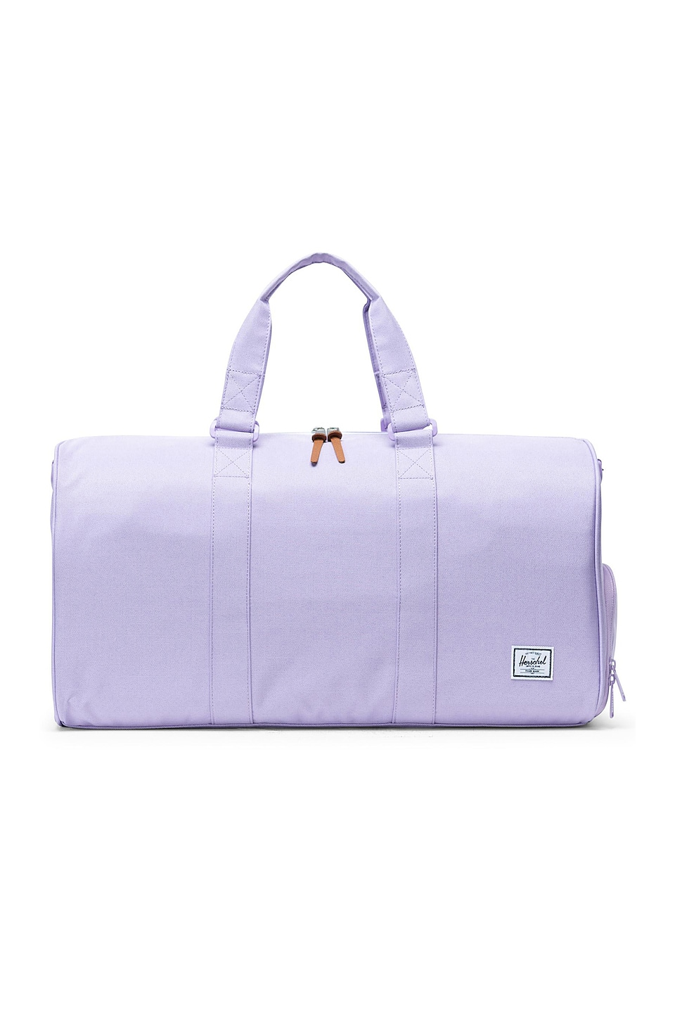 Herschel Supply Co. Novel Mid Volume in Lavendula Crosshatch