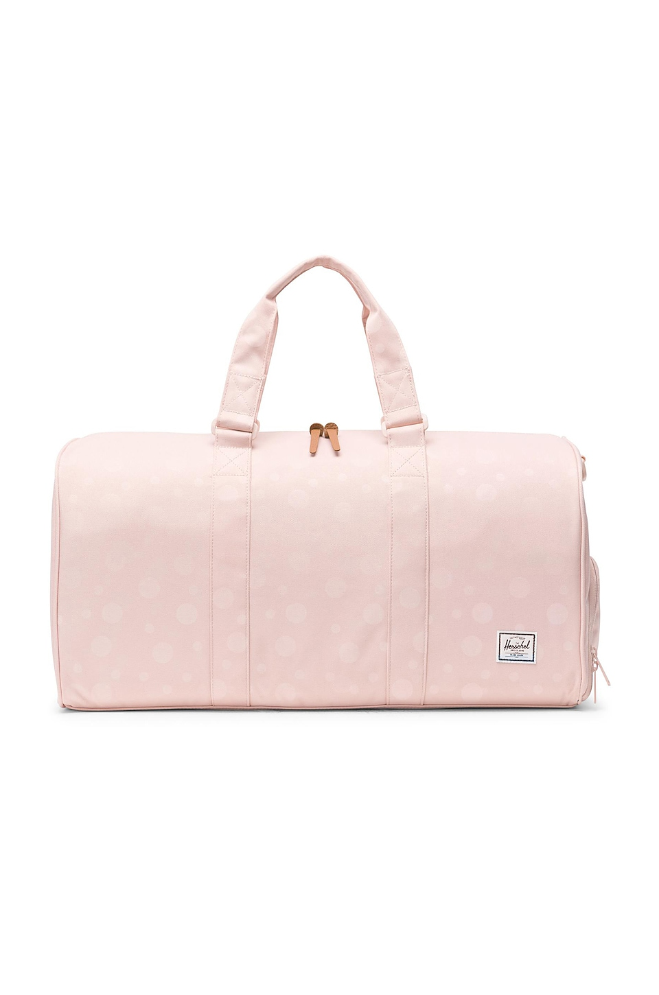 Herschel Supply Co. Novel Mid Volume in Polka Cameo Rose