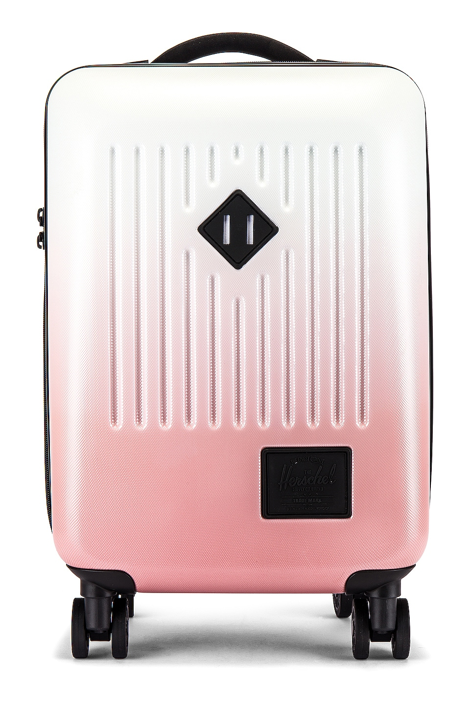 Herschel Supply Co. Trade Carry On Suitcase in Silver Birch & Ash Rose Gradient