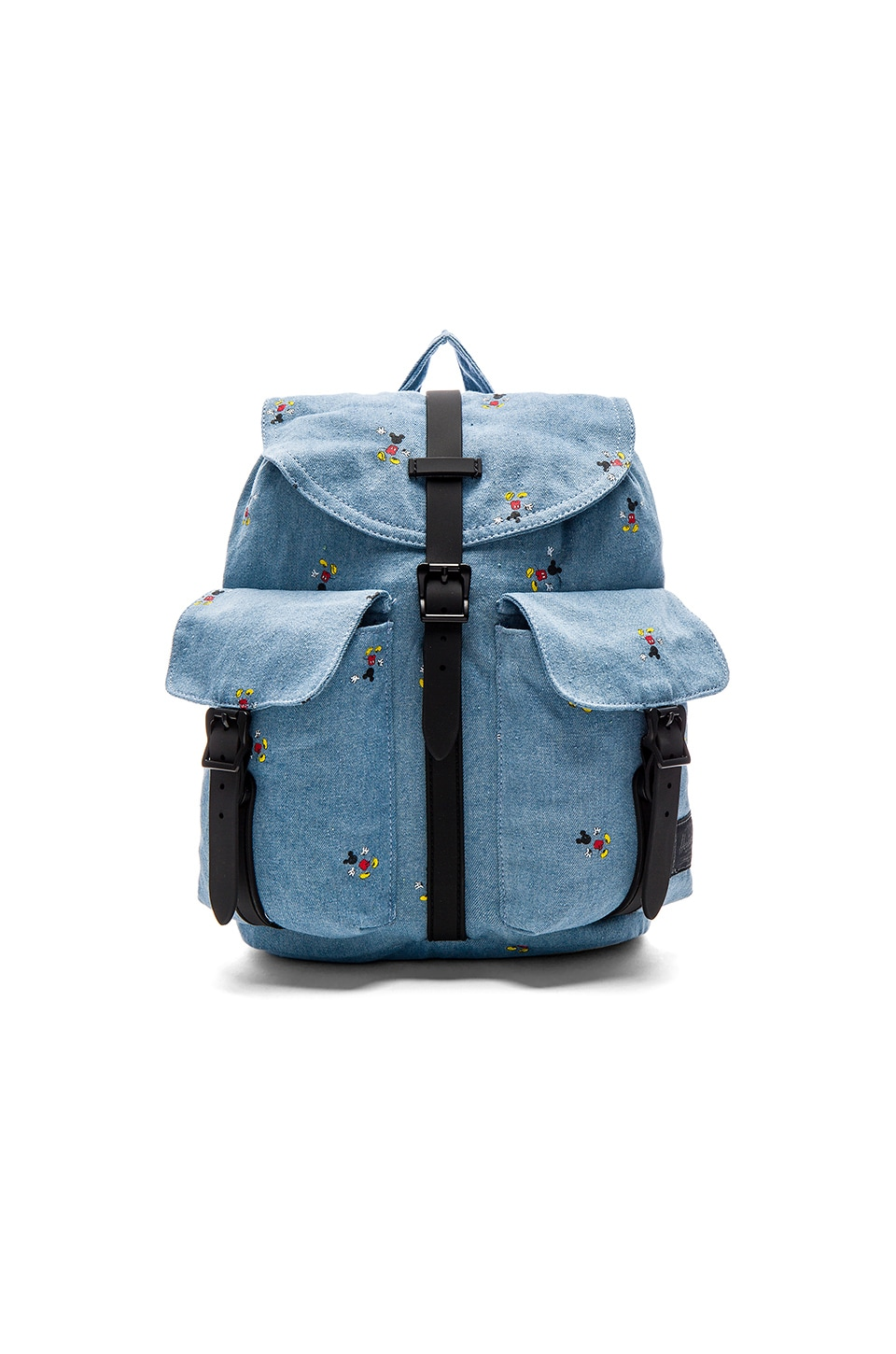 Herschel Supply Co. For Disney Dawson in Denim & Black