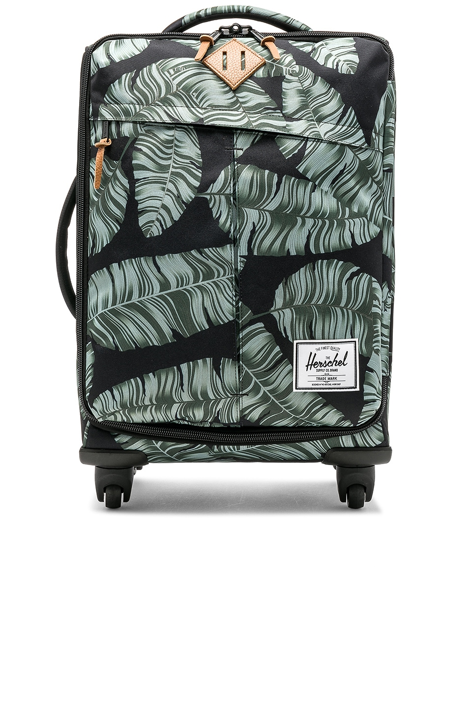 cb6070b35d9 Herschel Supply Co. Highland Luggage in Black Palm