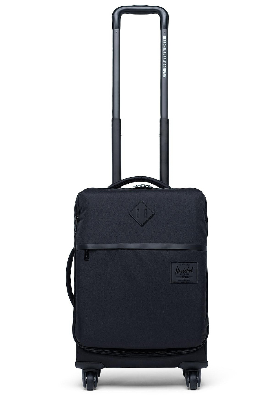 Herschel Supply Co. Highland Carry On Suitcase in Black