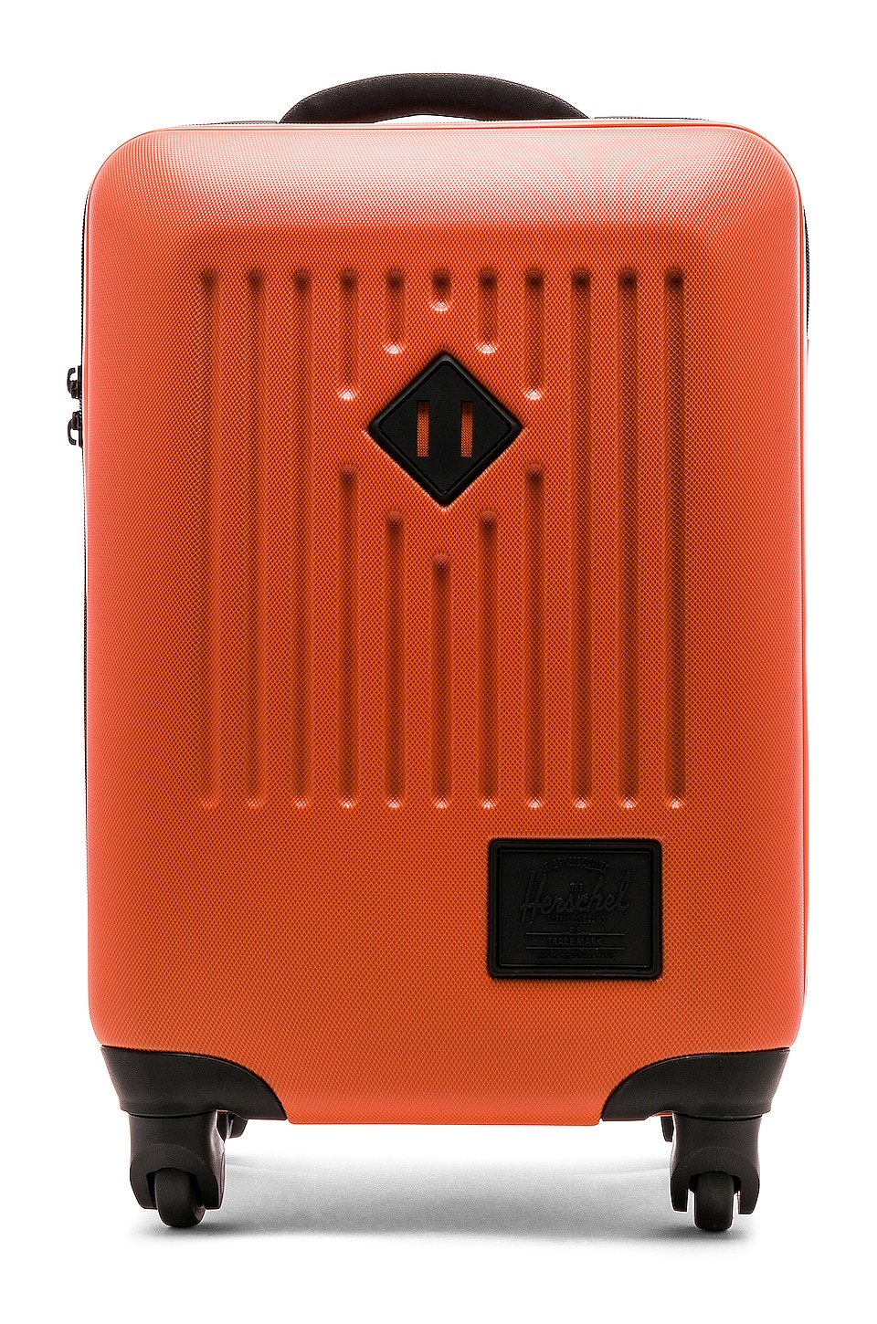 Herschel Supply Co. Trade Carry On Suitcase in Vermillion Orange