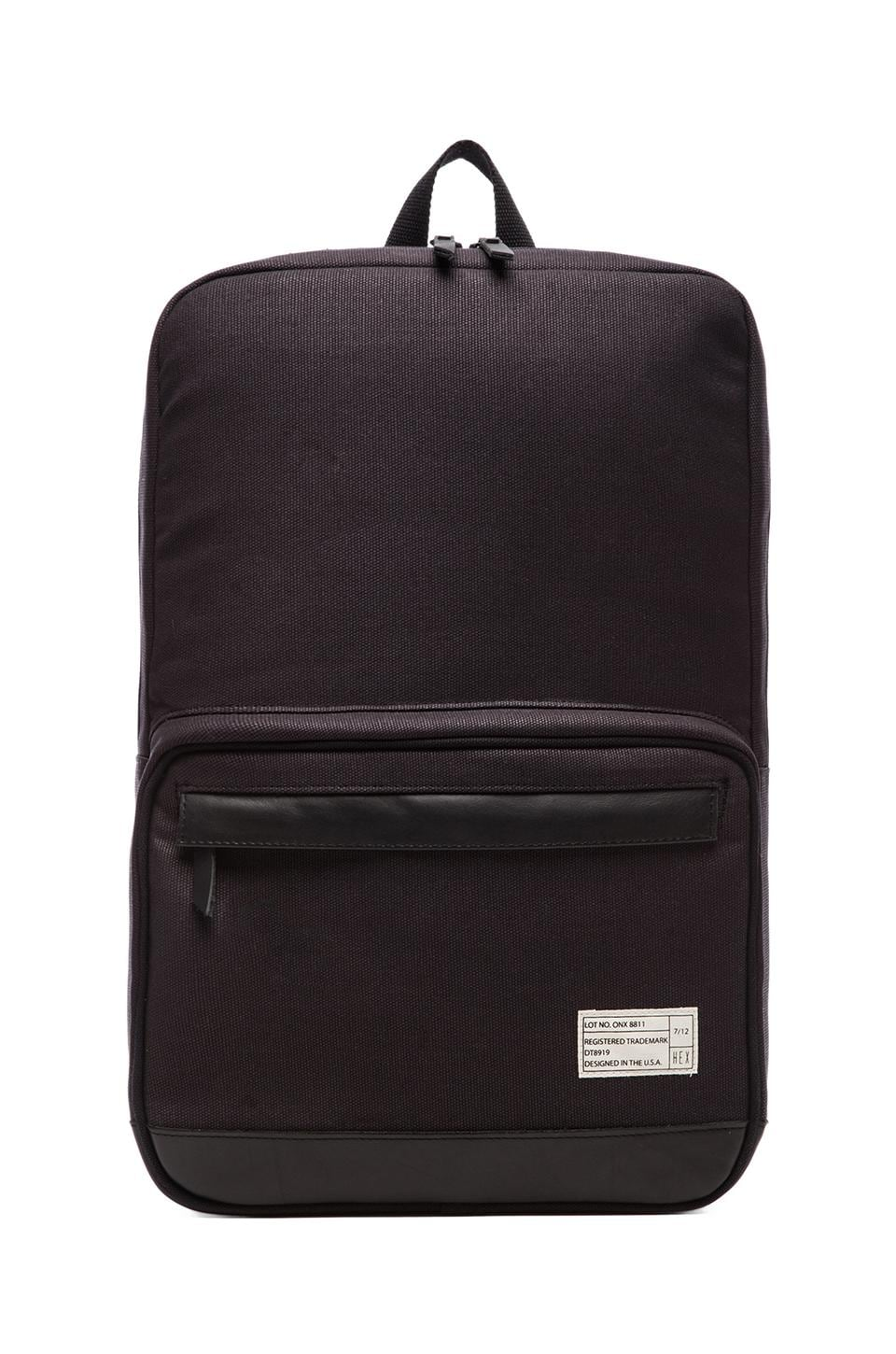 HEX Origin Backpack in Black
