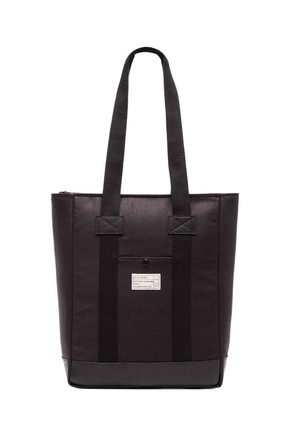 HEX Tote in Black