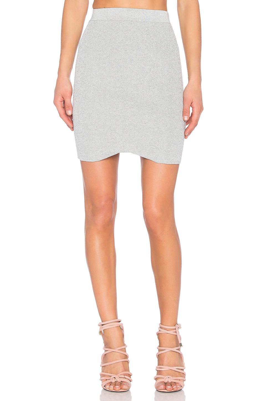 Kiki Lurex Skirt by Helfrich
