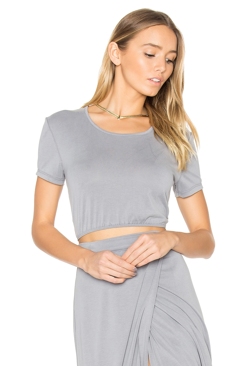 Jax Crop Top by Helfrich
