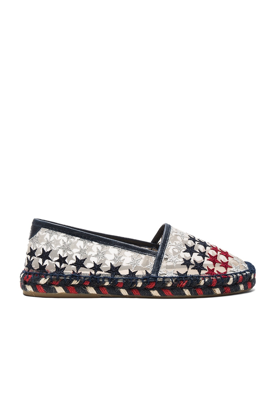 Stars Net Espadrille by Hilfiger Collection