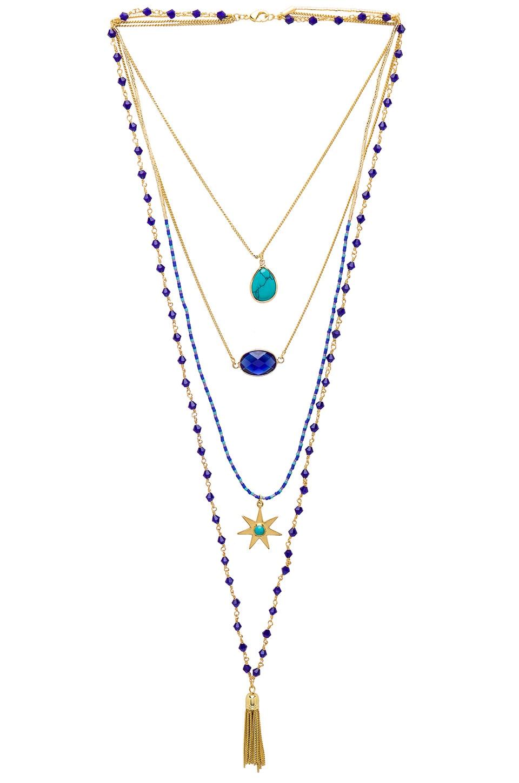 HiPANEMA Mumbai Necklace in Gold
