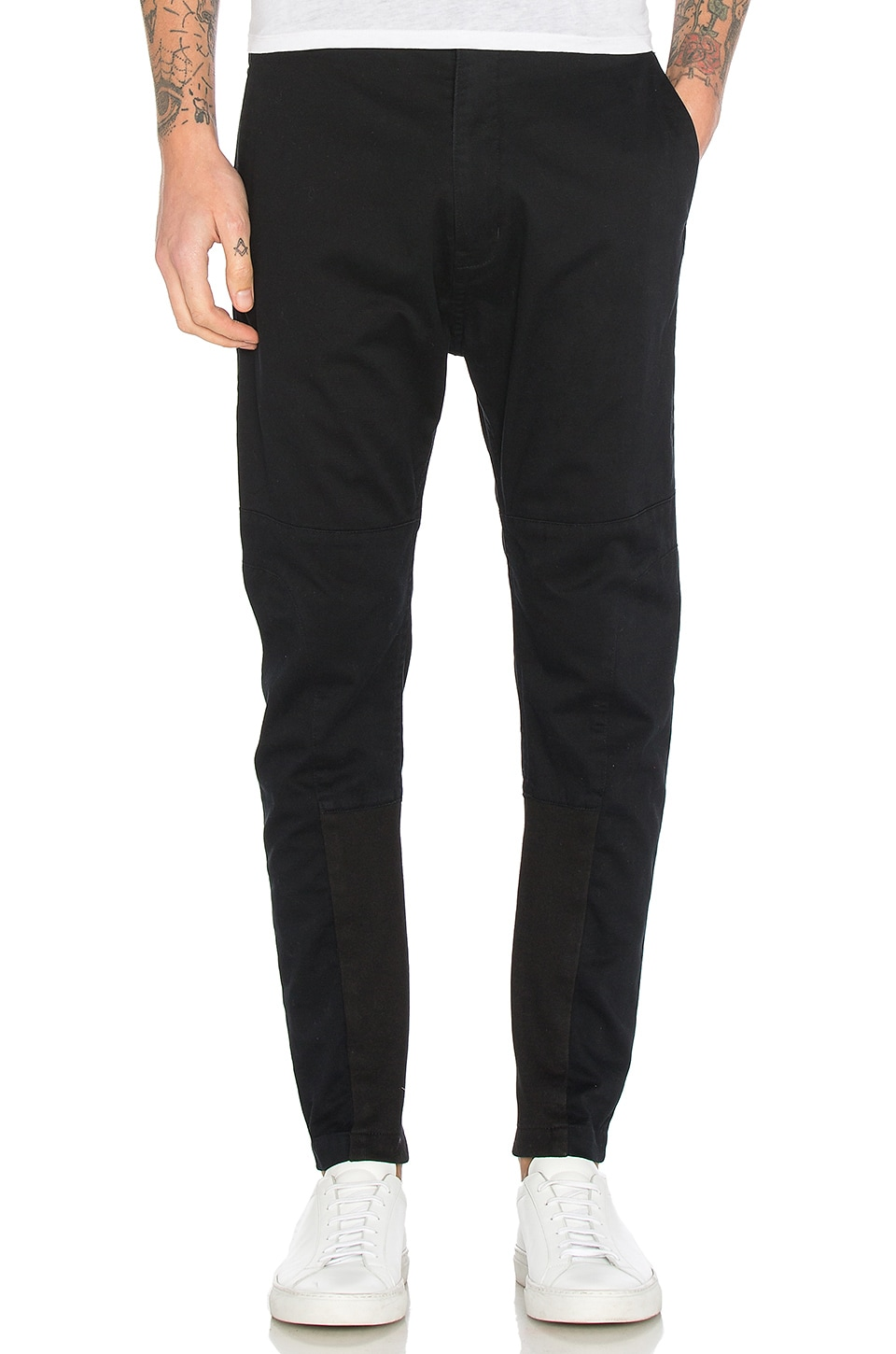 Back Strap Trousers by Helmut Lang