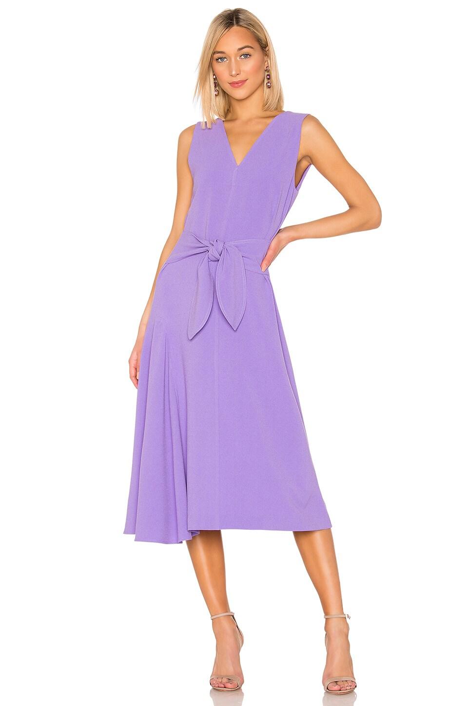 Hofmann Copenhagen Clemence Dress in Dahlia