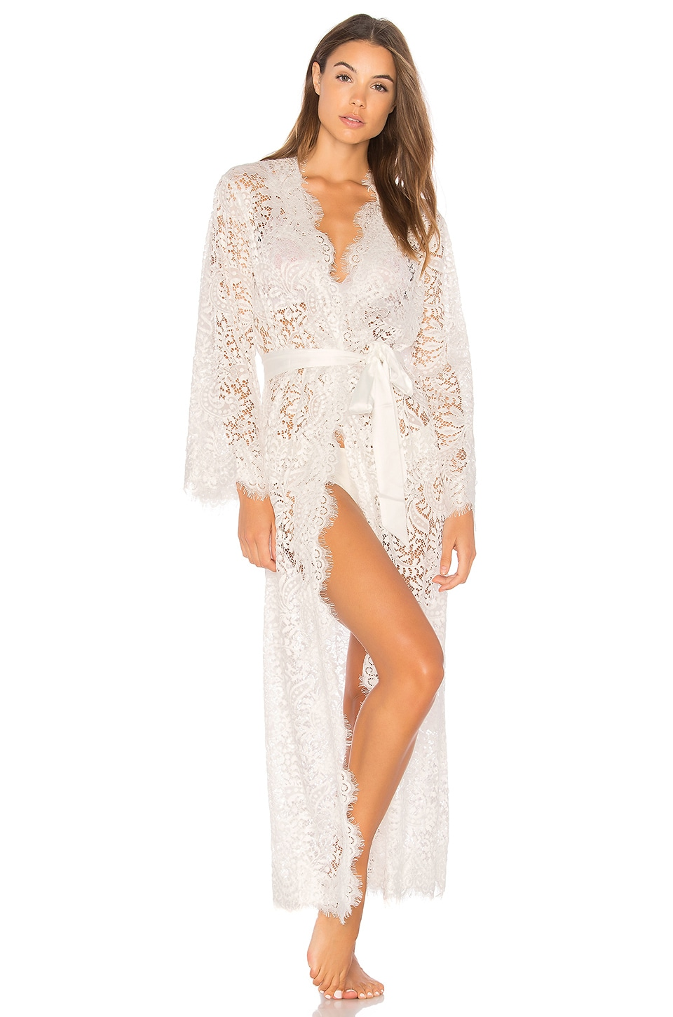 Stella Lace Robe