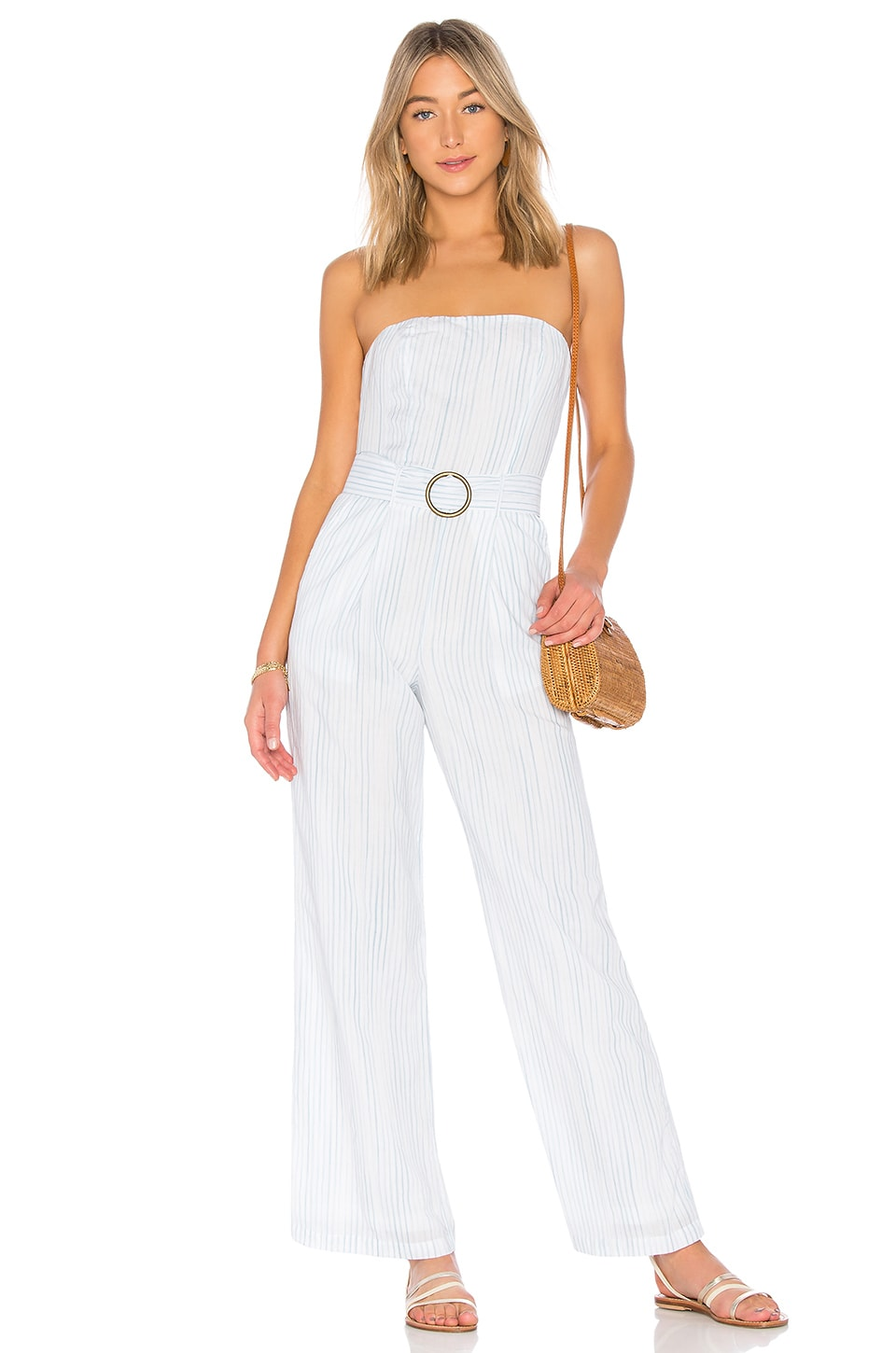X REVOLVE DOMINIQUE JUMPSUIT