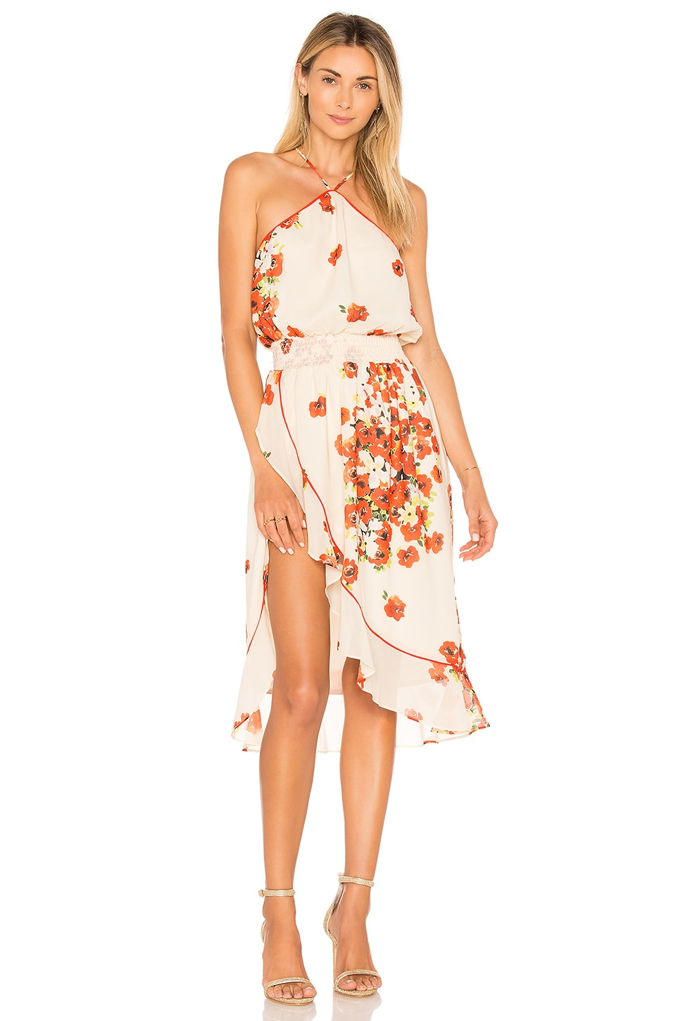 House of Harlow 1960 x REVOLVE Baye Midi in Poppy Floral