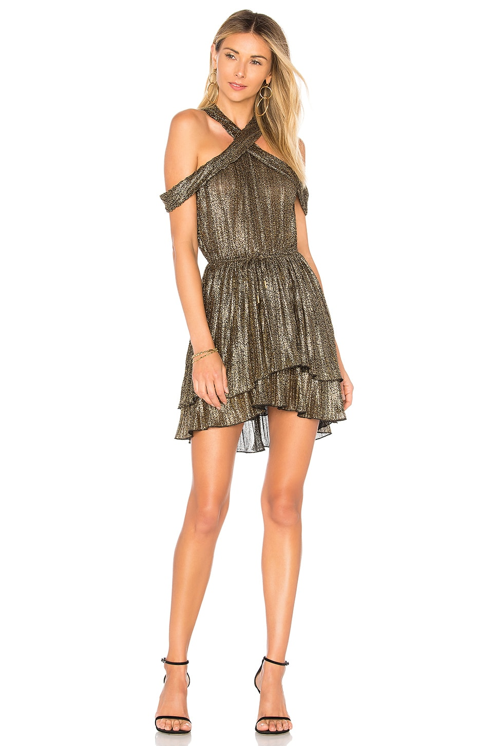 House of Harlow 1960 x REVOLVE Everly Dress in Noir