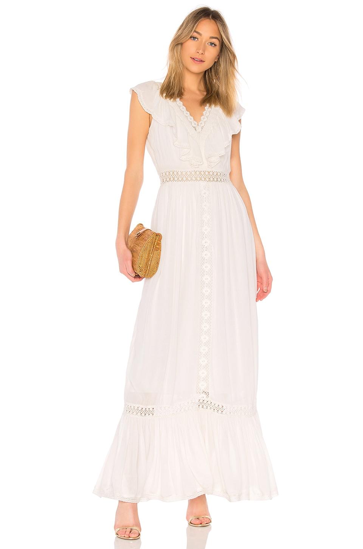 House of Harlow 1960 x REVOLVE Mora Dress in Cream