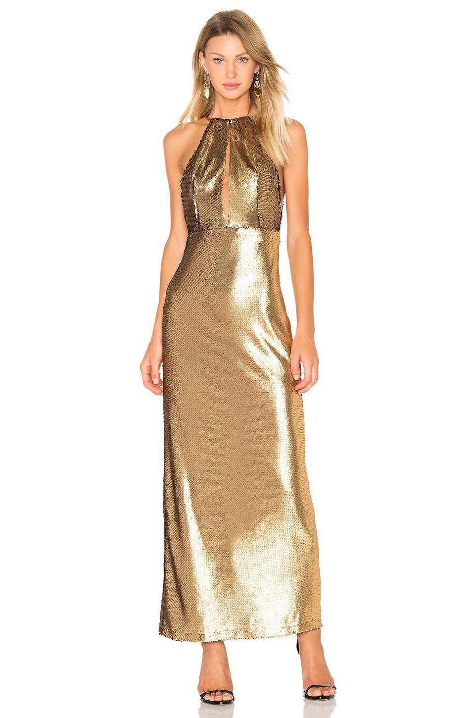 x REVOLVE Ali Sequin Maxi by House of Harlow 1960