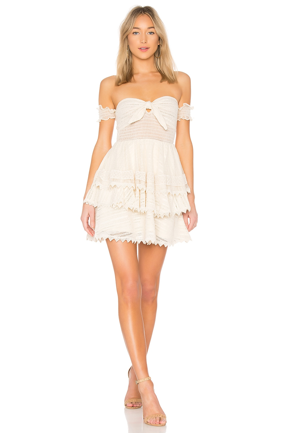 House of Harlow 1960 x REVOLVE Gaines Dress in Natural