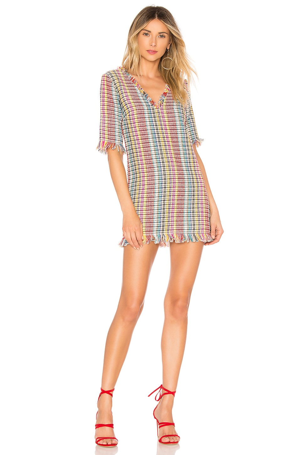House of Harlow 1960 x REVOLVE Parker Dress in Multi Stripe