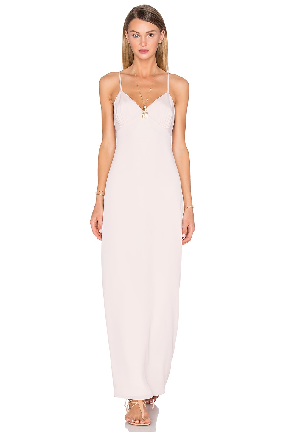 House of Harlow 1960 x REVOLVE Gina Slip Dress in Blush