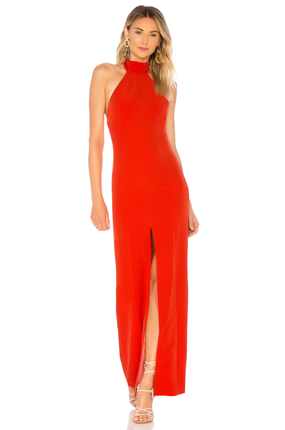 House of Harlow 1960 x REVOLVE Diana Dress in Red Orange