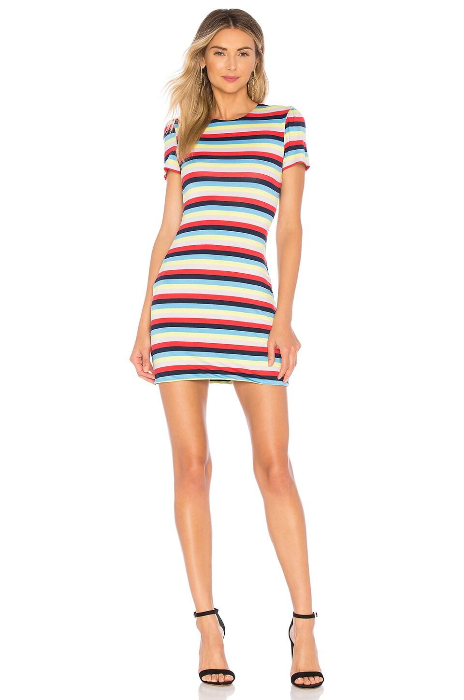 House of Harlow 1960 x REVOLVE Delphine Dress in Multi Stripe