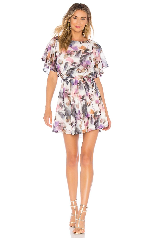 House of Harlow 1960 x REVOLVE Ellen Dress in Lavender Floral