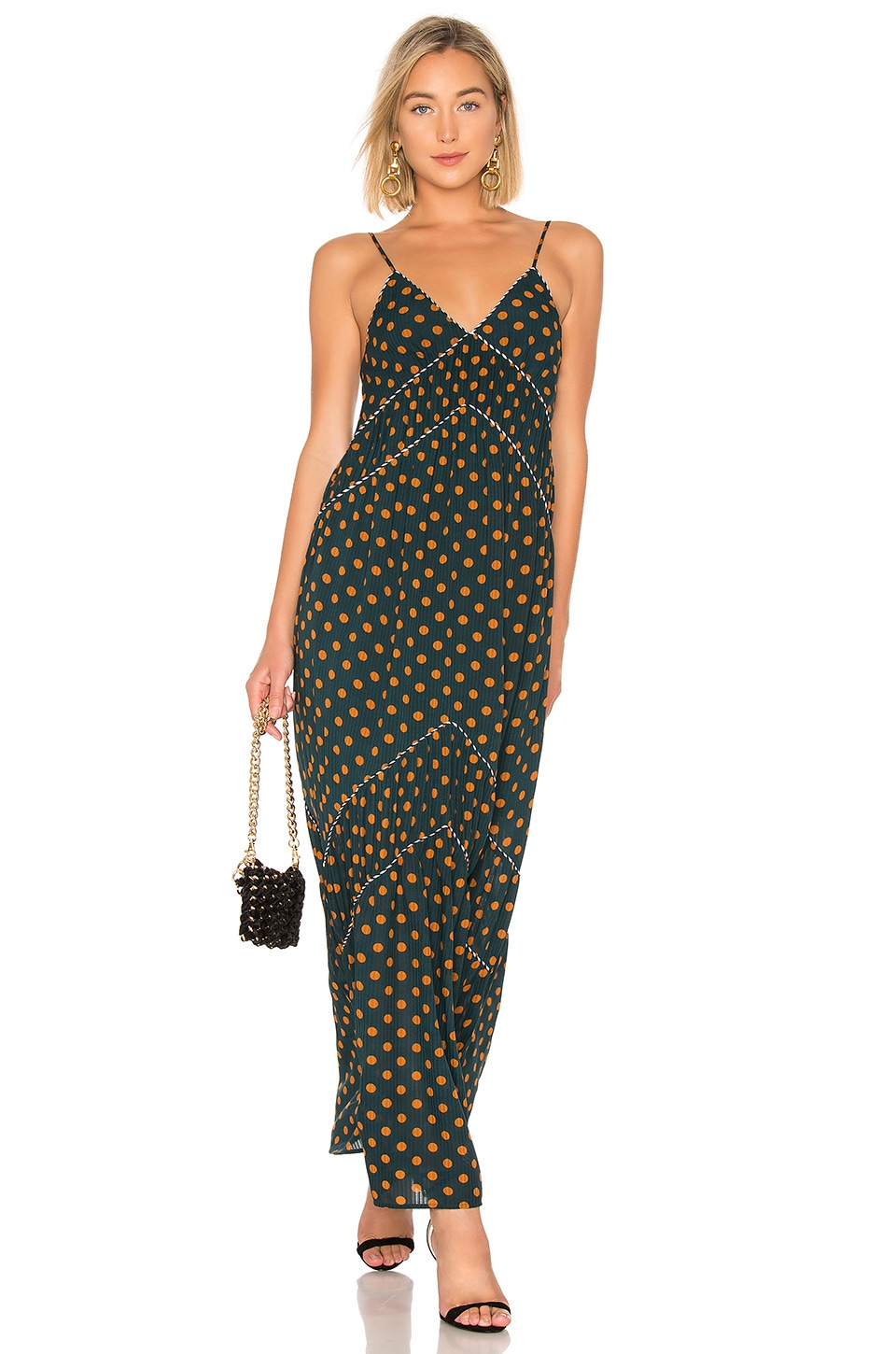House of Harlow 1960 x REVOLVE Russo Maxi in Deep Turquoise