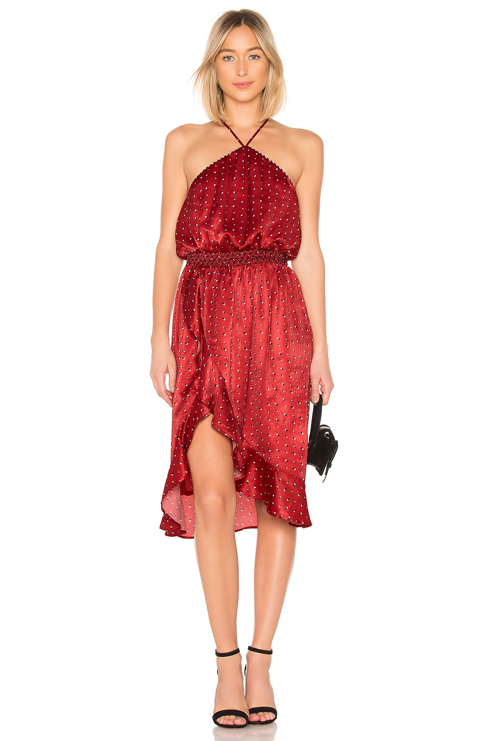 House of Harlow 1960 x REVOLVE Baye Midi in Red Dot