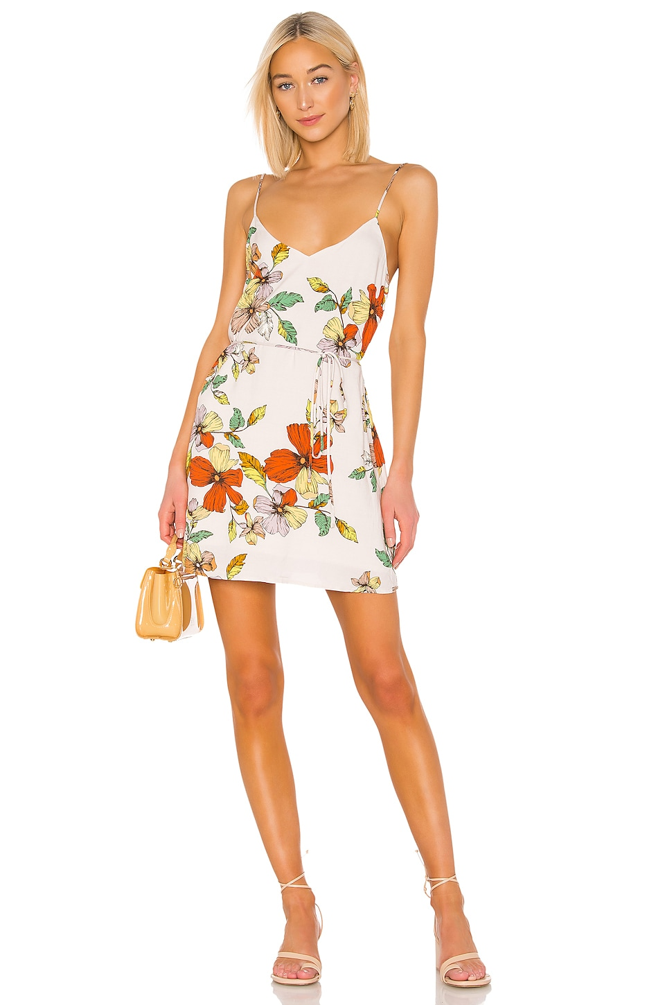 House of Harlow 1960 x REVOLVE Melina Dress in Ivory Floral