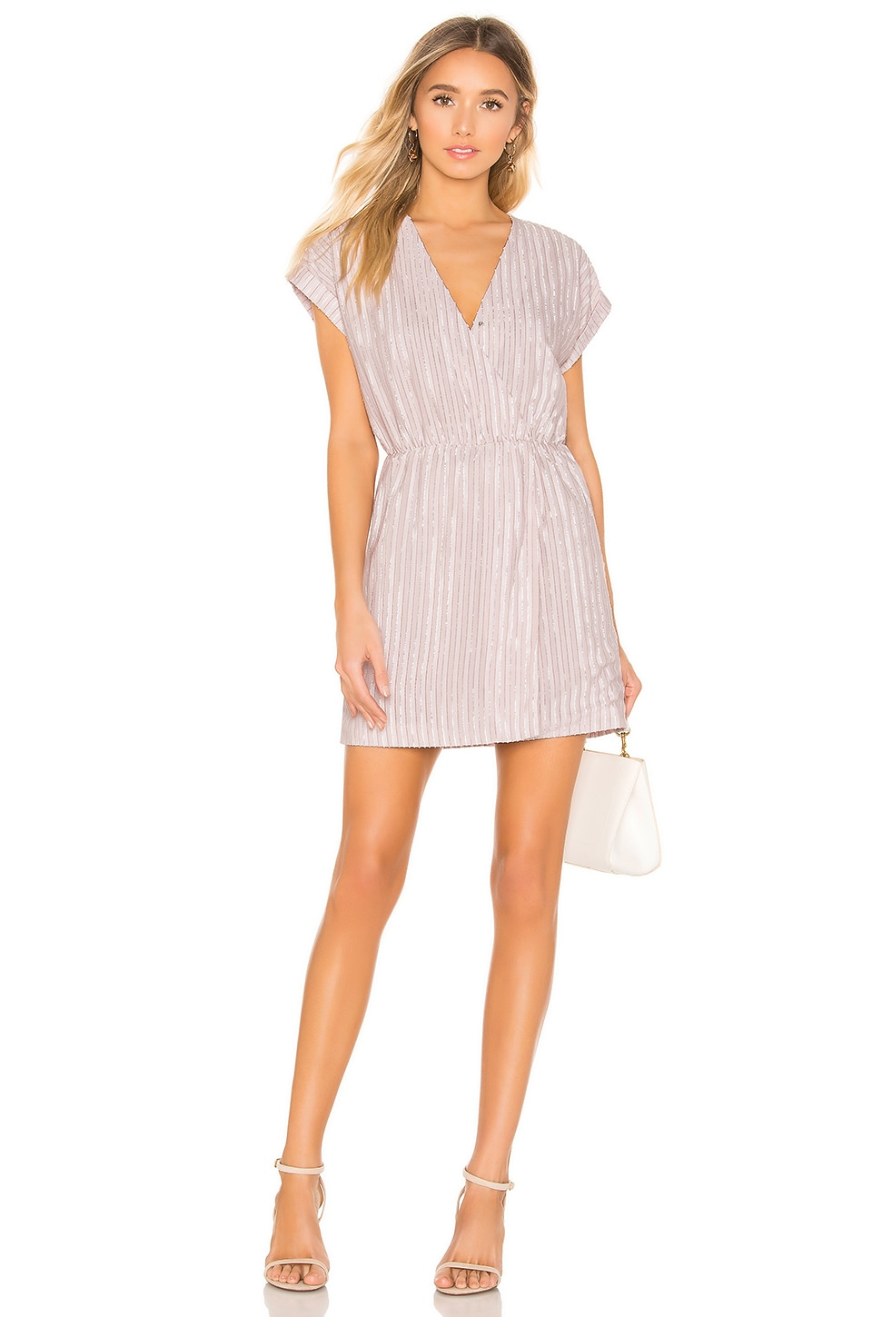 House of Harlow 1960 X REVOLVE Lora Dress in Mauve